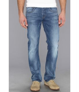 Hudson Byron 5 Pocket Straght Jean in Roadside Rebel Mens Jeans (Blue)