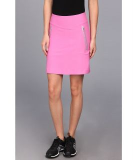 Nike Golf No Sew Knit Skort Womens Skort (Pink)