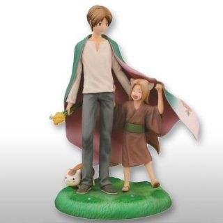 Individual tribute figure fox child and Takashi Natsume Award ~ B says Natsume's Book of Friends Tribute Gallery   Pressed most lottery (japan import) Toys & Games