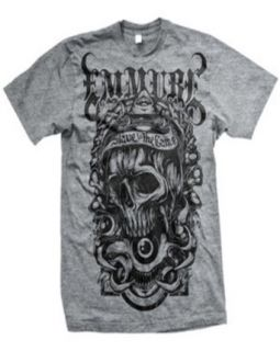 Emmure   Seeing Eye Skull T Shirt: Clothing