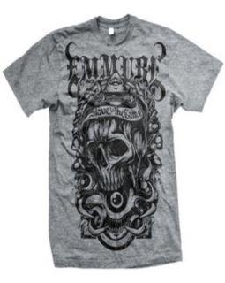 Emmure   Seeing Eye Skull T Shirt: Clothing