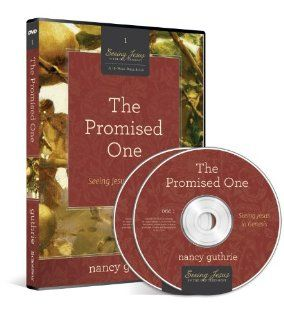 The Promised One DVD: Seeing Jesus in Genesis: Nancy Guthrie: Movies & TV