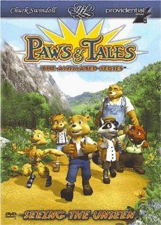 Paws and Tales   The Animated Series   Seeing the Unseen: Cliff McDowell Luke Minaker: Movies & TV