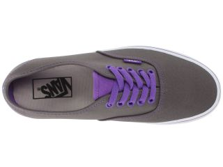 Vans Authentic™ (Pop) Pewter/Electric Purple