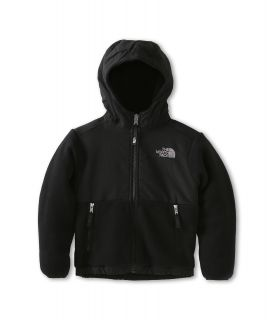 The North Face Kids Boys Denali Hoodie 12 Little Kids Big Kids Tnf Black Tnf