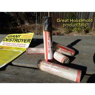 The Giant Destroyer Gas Bomb : Mole Poison : Patio, Lawn & Garden
