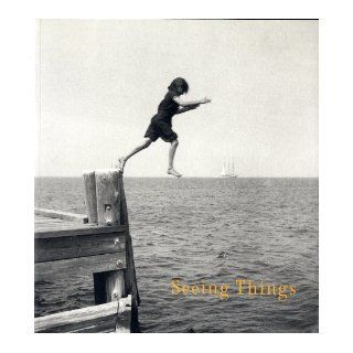 Seeing Things (9781881337003) Fraenkel Gallery, Irving Penn, Robert Frank Books