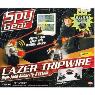 Wild Planet Spy Gear� Lazer Tripwire: Toys & Games