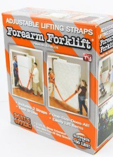 Adjustable Lifting Moving Straps the Forearm Forklift Brand As Seen on Tv : Other Products : Everything Else
