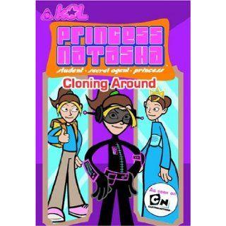 Princess Natasha #1: Cloning Around: As seen on Cartoon Network: KOL: 9780316155045: Books