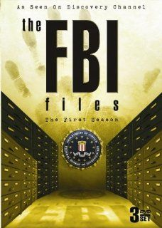 The FBI Files   First Season   As Seen on Discovery Channel: Special Agent James Kallstrom, n/a: Movies & TV