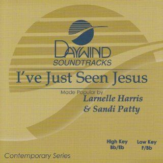 I've Just Seen Jesus [Accompaniment/Performance Track]: Music