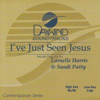 I've Just Seen Jesus [Accompaniment/Performance Track]: Music