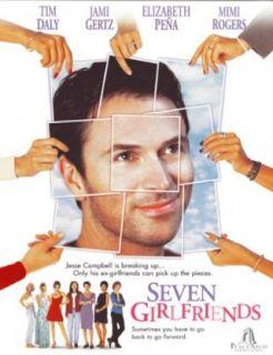 Seven Girlfriends: Tim Daly, Olivia d'Abo, Jami Gertz, Melora Hardin:  Instant Video
