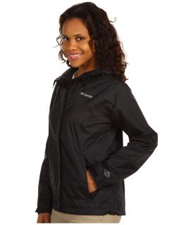 Columbia Arcadia Rain Jacket Black