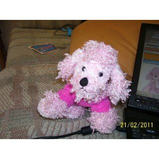 Russ Berrie Shining Stars Pink Poodle Toys & Games