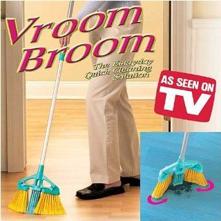 As Seen On TV Vroom Broom   Cleaning Brushes