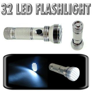Whetstone™ 32 Bulb LED Flashlight   As Seen on TV: Sports & Outdoors