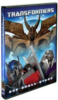 Transformers: Prime   One Shall Stand: Peter Cullen, Frank Welker, David Hartman: Movies & TV