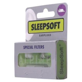 Alpine Sleepsoft Earplugs   White