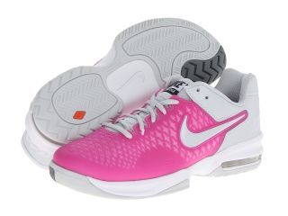 Nike Air Max Cage Womens Tennis Shoes (Pink)