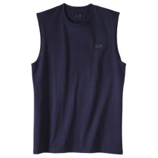 C9 by Champion Mens Cotton Muscle Tee   Navy S