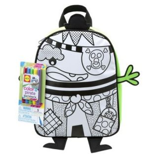 Alex Color A Backpack Pirate
