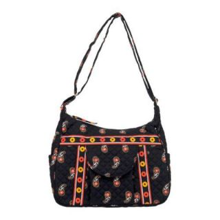 Womens Stephanie Dawn Cross Body Cargo 10042 Scarlet Paisley