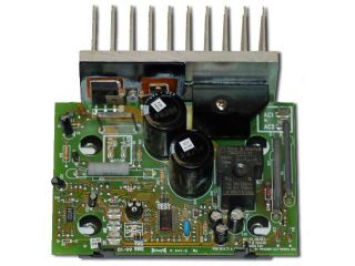 NordicTrack 2500 R Treadmill Motor Control Board Model Number 298782 Part Number 181467