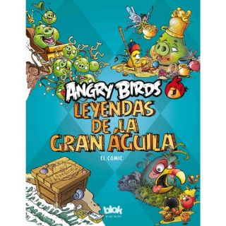 Angry Birds. Leyendas de la Gran Aguila / Angry Birds. Legends of the Great Eagle