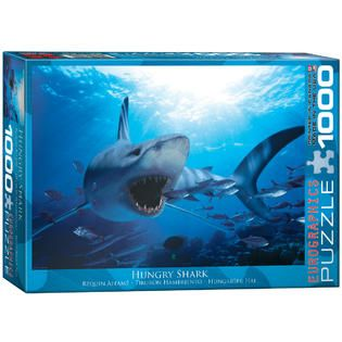 Hungry Shark   Toys & Games   Puzzles   Jigsaw Puzzles