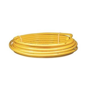 Mueller Industries 1/2 in. x 50 ft. Plastic Coated Copper Coil DY08050