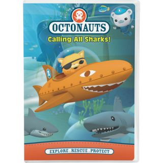 The Octonauts: Calling All Sharks