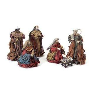 "12 Piece Holy Family & 3 Wise Men Jesus Christmas Nativity Set 3""   13"""