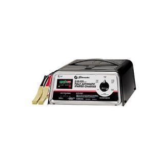 Schumacher 2/15/125 Amp 6/12 Volt Automatic Battery Charger w/Engine Start SE 125A