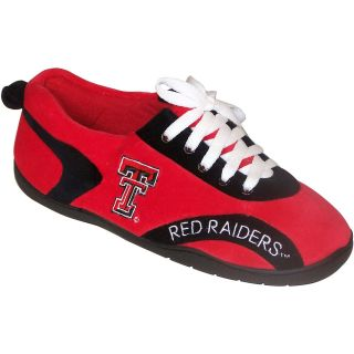 Comfy Feet NCAA All Around Youth Slippers   Texas Tech Red Raiders   Kids Slippers