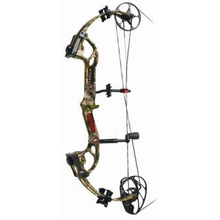 PSE Sinister Compound Bow LH 60 lbs. Mossy Oak Infinity