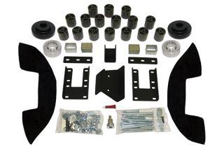 2009 2016 Dodge Ram Lift Kits   Performance Accessories PAPLS600   Performance Accessories Body Lift Kit