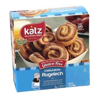 Katz Gluten free Cinnamon Donut Holes (2 Pack)