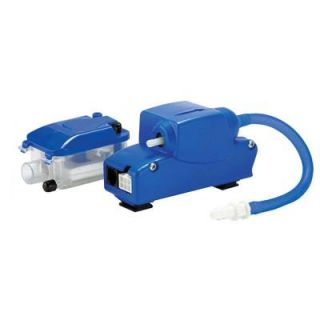 Little Giant EC 1 115 Volt Condensate Removal Pump for Indoor Ductless Mini Split Air Conditioner Units 553500