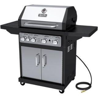 Dyna Glo DGA480SSN D 4 Burner Stainless Natural Gas Grill