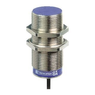 TELEMECANIQUE SENSORS Cylindrical Proximity Sensor, Metal Basic Material, 3 Wire NPN Circuit Type, NC Output Mode   Proximity Sensors and Switches   30UH58|XS630B1NBL2