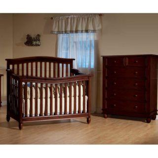 PALI Wendy 4 in 1 Convertible Crib Set