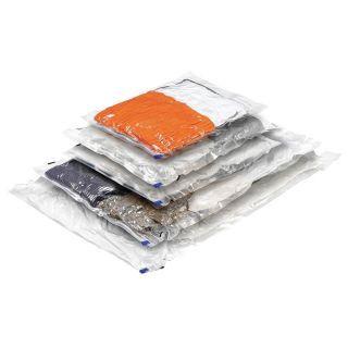 HONEY CAN DO Vacuum Storage Bag Combo   Laundry Bags   15V458|VAC 01302