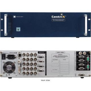 Analog Way CTX 8022 CentriX 8x2 Mixer / Seamless Switcher
