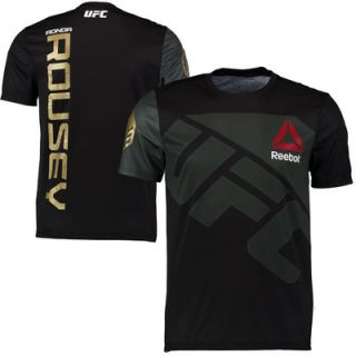 Ronda Rousey UFC Reebok Champion Jersey   Black