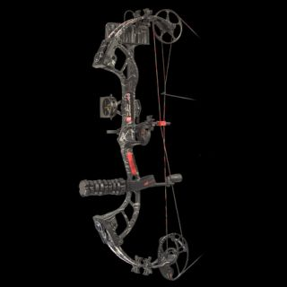PSE Bow Madness 30 RTS Bow Package RH 60 lbs. Skullworks