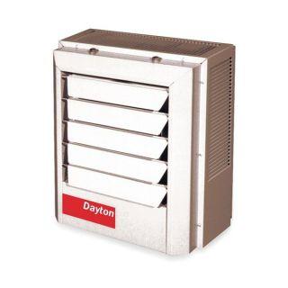Dayton 2YU63 Electric Unit Heater, 5 kW, 480 V