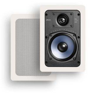 Polk Audio RCI 100 Watt 5.25 in. In Wall Speaker DISCONTINUED RC55I