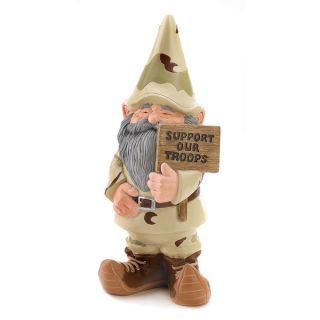 Support Our Troops Gnome   15822042 The